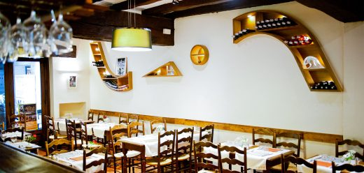 restaurant le chistera Bayonne